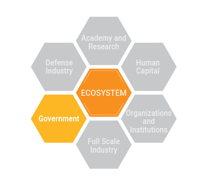 ecosistem - government